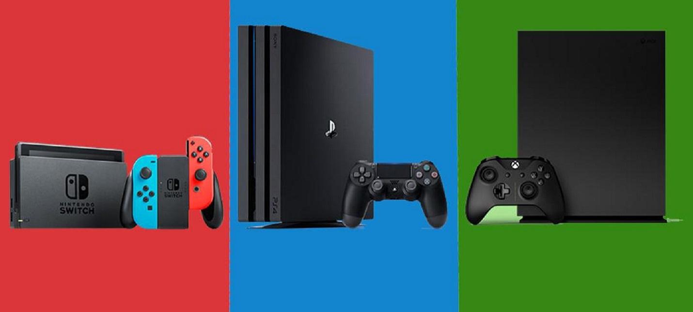 NPD Group: игровая индустрия в США бьет рекорды продаж второй квартал подряд