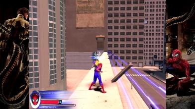 Обзор игры Человек-Паук 2 (Spider-Man 2: The Movie) PC + PS2
