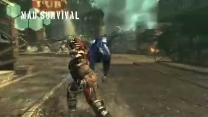 "Anarchy Reigns ""Extra Modes Pre-Order Trailer"""