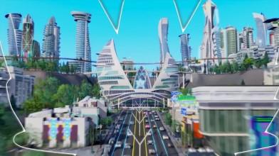 """SimCity: Города будущего """"Вступление"""""""