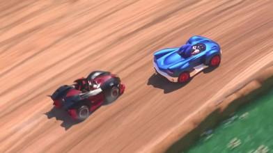 Трейлер Team Sonic Racing с геймплейными кадрами