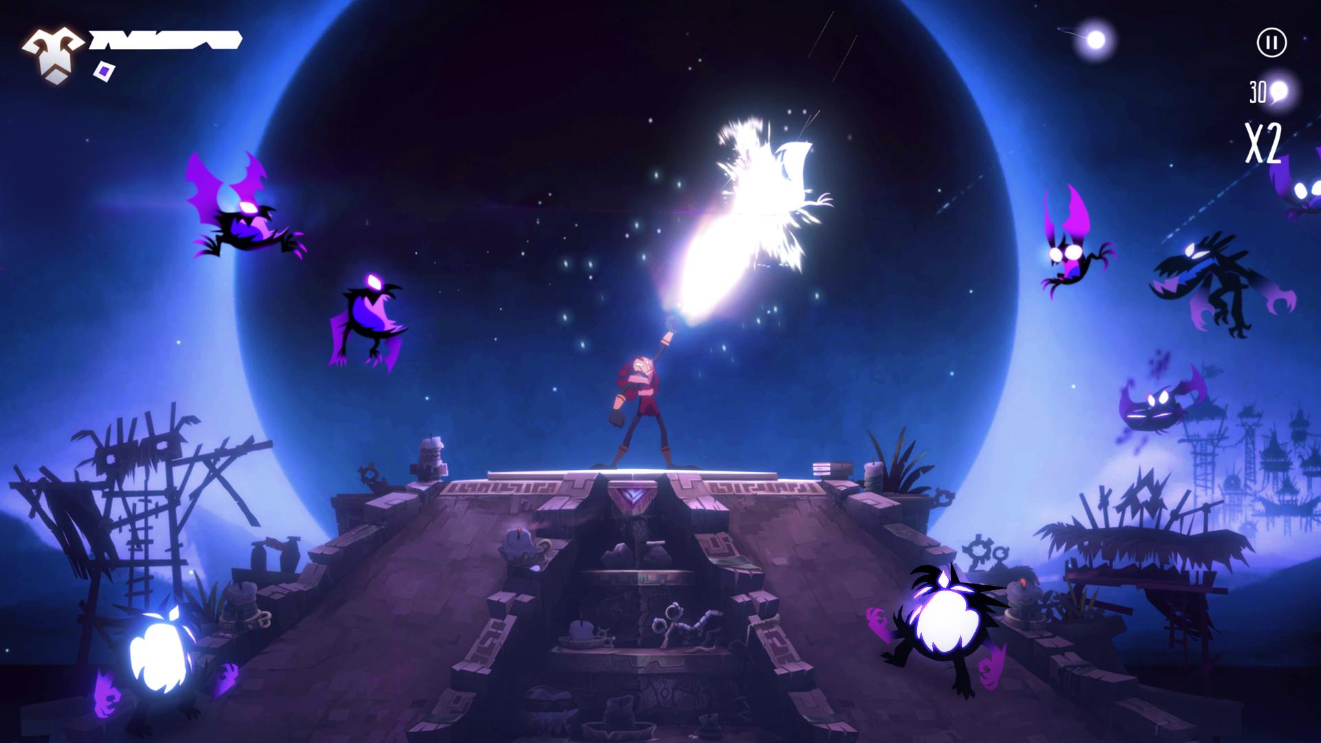 В Steam вышел приключенческий экшен Towaga: Among Shadows