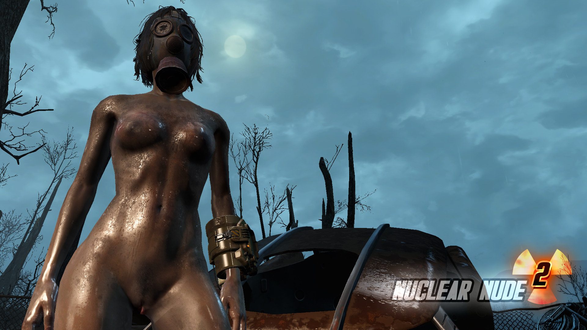 Fallout nude body replacer softcore scene