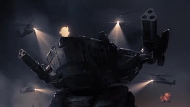 "Walking War Robots ""Трейлер игры (iOS)"""
