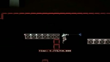 "Bionic Commando Rearmed ""GDC 2008: Descending Challenge Gameplay"""
