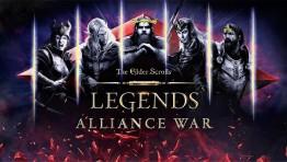 """Выбирайте, на чьей вы стороне. The Elder Scrolls: Legends - """"Война Альянсов"""" уже здесь!"""