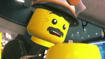 "LEGO City Undercover ""Веб-сериал. Серия 1"""