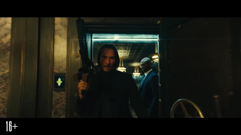 Джон Уик 3 - Официальный трейлер на русском