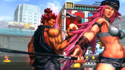 Нет, Tekken X Street Fighter не отменён