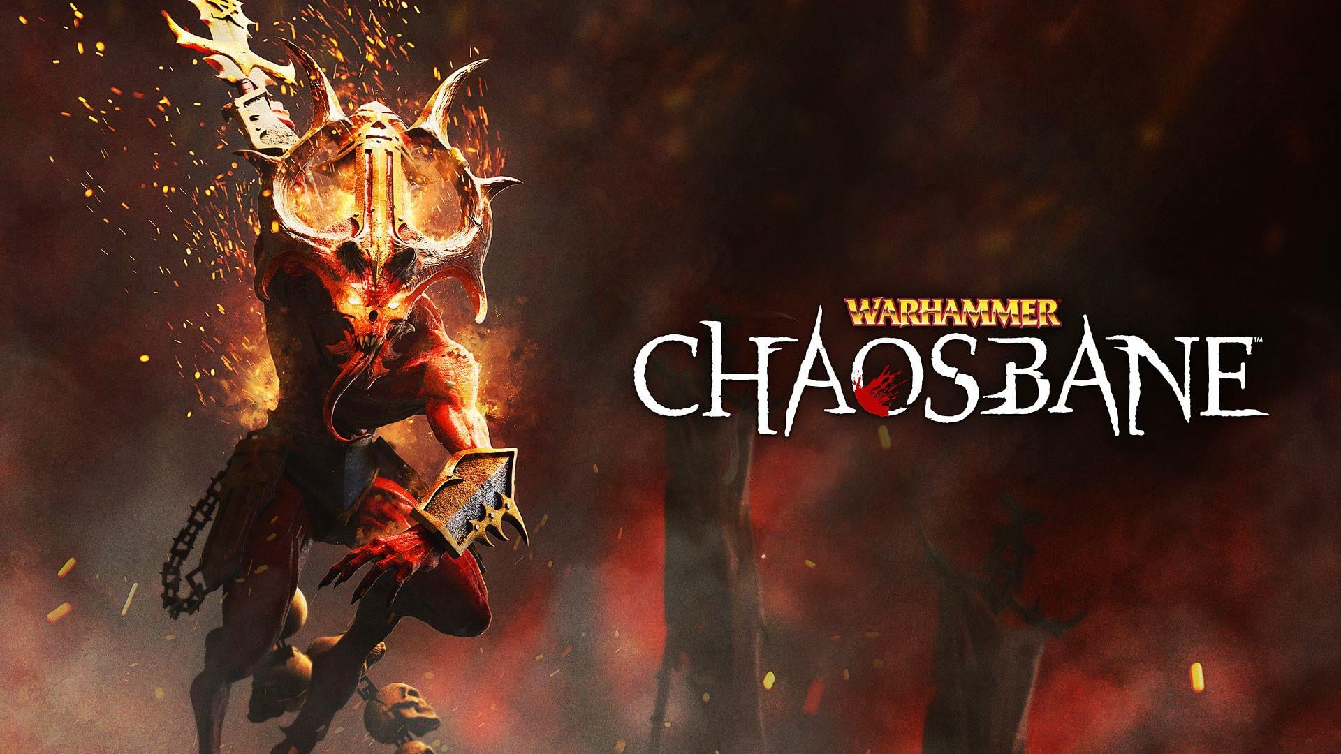 Warhammer: Chaosbane появилась в раннем доступе