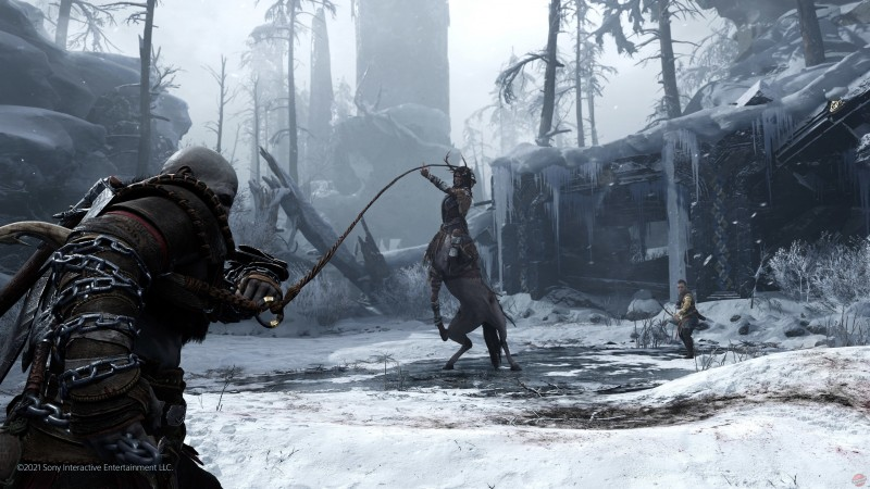 Масштабнее и глубже - новые игровые подробности God of War: Ragnarok