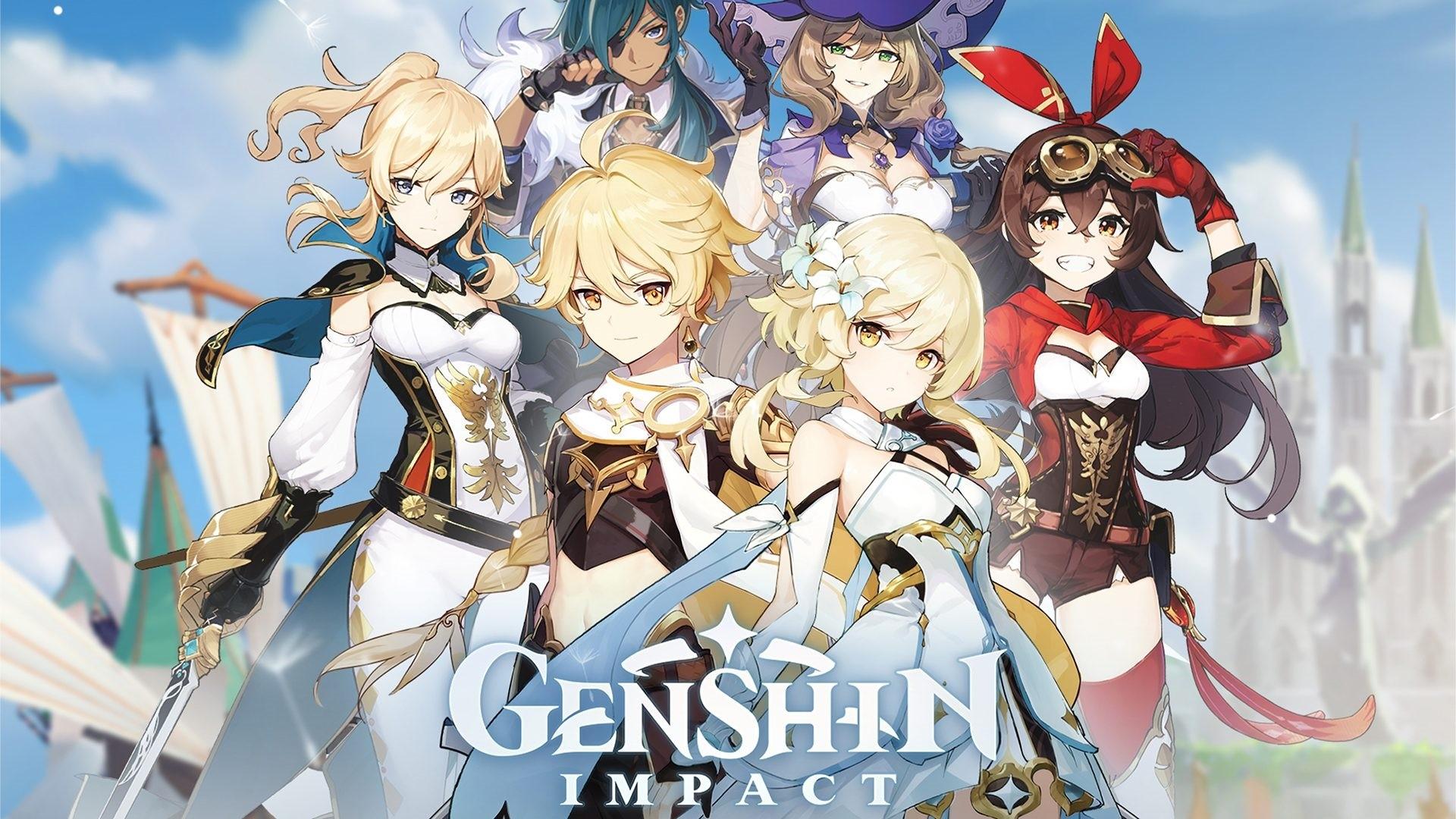 Genshin Impact стала лучшей игрой 2020 года по версии Google Play