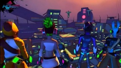 Hover: Revolt of Gamers в Steam Early Acces