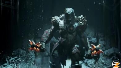 Gears 5 - встречайте вооруженного двумя топорами Хранителя