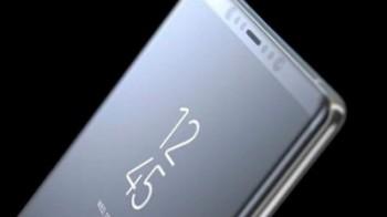 Samsung Galaxy Note 0 показал близкие силы во AnTuTu