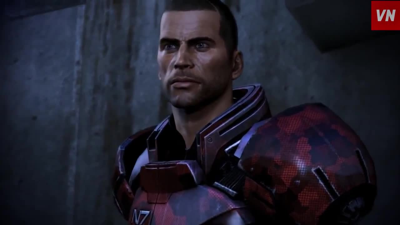 Mass Effect 3 #8212; Happy Ending (альтернативная концовка) 95