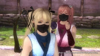 "Dead or Alive 5: Last Round ""Ninja Clan 1 DLC Costumes Trailer"""