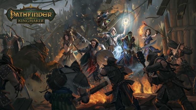 Картинки по запросу pathfinder kingmaker