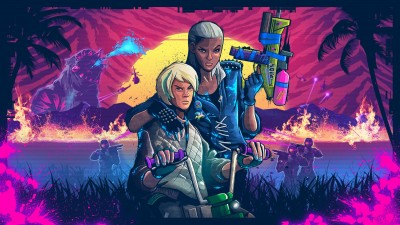 Вышла демоверсия Trials of the Blood Dragon