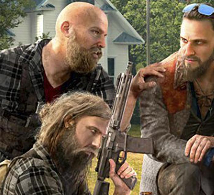 Ubisoft анонсировала Far Cry 5 и обнародовала 1-ый трейлер игры