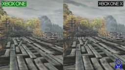 The Vanishing of Ethan Carter | Xbox One X vs Xbox One | Сравнение графики