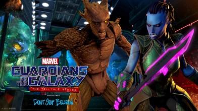 Состоялся релиз пятого эпизода Guardians of the Galaxy: The Telltale Series