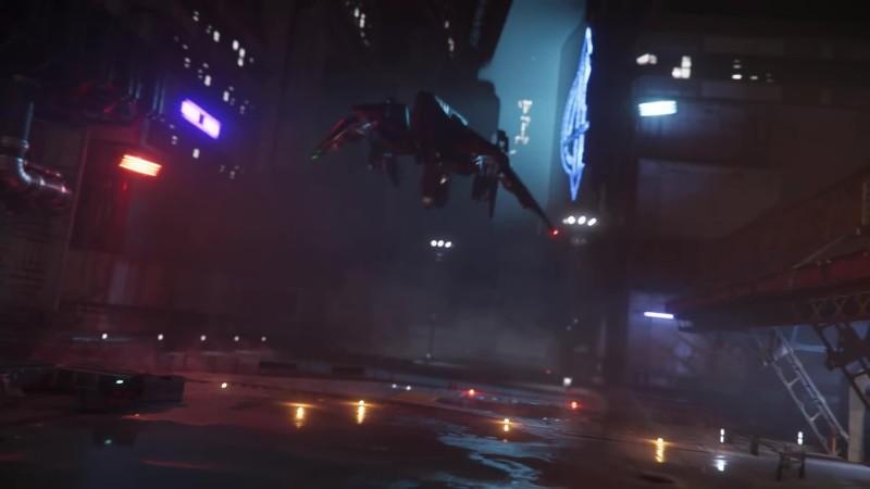 Star Citizen Anvil Aerospace - Hawk