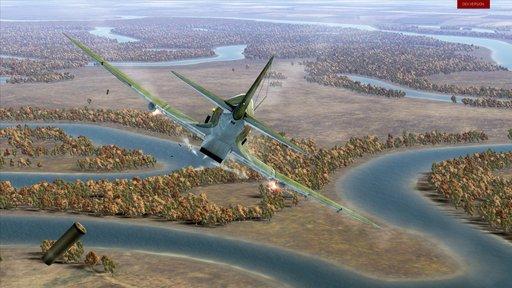 Версия 1.107б: Ил-2 Штурмовик: Битва за Сталинград