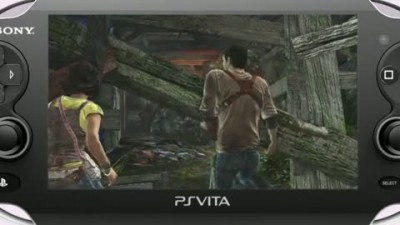 "Uncharted: Golden Abyss ""TGS 2011 - геймплей демо"""
