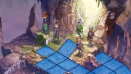 Fell Seal: Arbiter's Mark - пошаговая тактическая RPG вышла в раннем доступе Steam