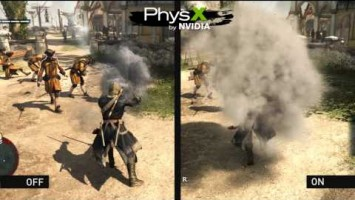 Assassin's Creed IV Black Flag PhysX Update