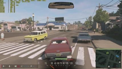 Тест Mafia 0 v.1.09 (новое DLC) на слабом и среднем ПК