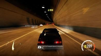 Forza Horizon 2- Mercedes E190