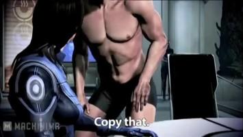 """Mass Effect 3 """"Еще одна попытка шепарда"""""""