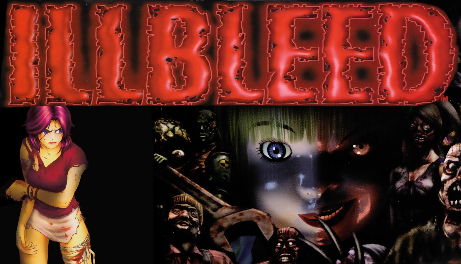 [Игровое эхо] 16 апреля 2001 года - выход Illbleed для SEGA Dreamcast