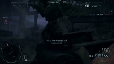"Medal of Honor: Warfighter ""Open Beta Announcement Trailer"""