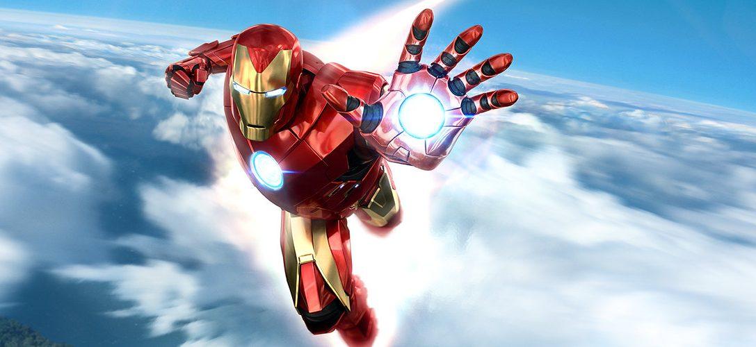 Оценки Marvel's Iron Man VR
