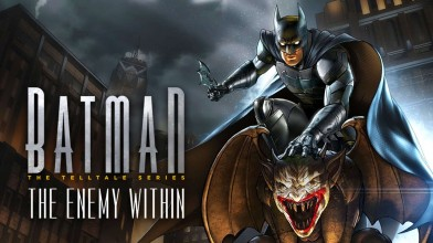 Batman: The Enemy Within вышла на Switch