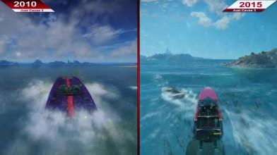 Сравнение | Just Cause 2 (2010) по сравнению с Just Cause 3 (2015) | ULTRA | GTX 970