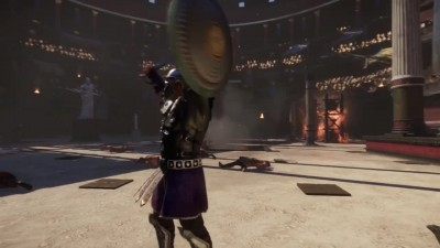 "Ryse: Son of Rome ""'Трейлер дополнения Colosseum Pack"""