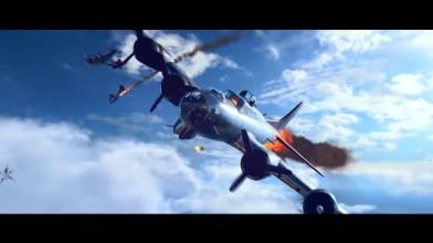 World of Warplanes - Встречайте новый игровой режим Сопровождение