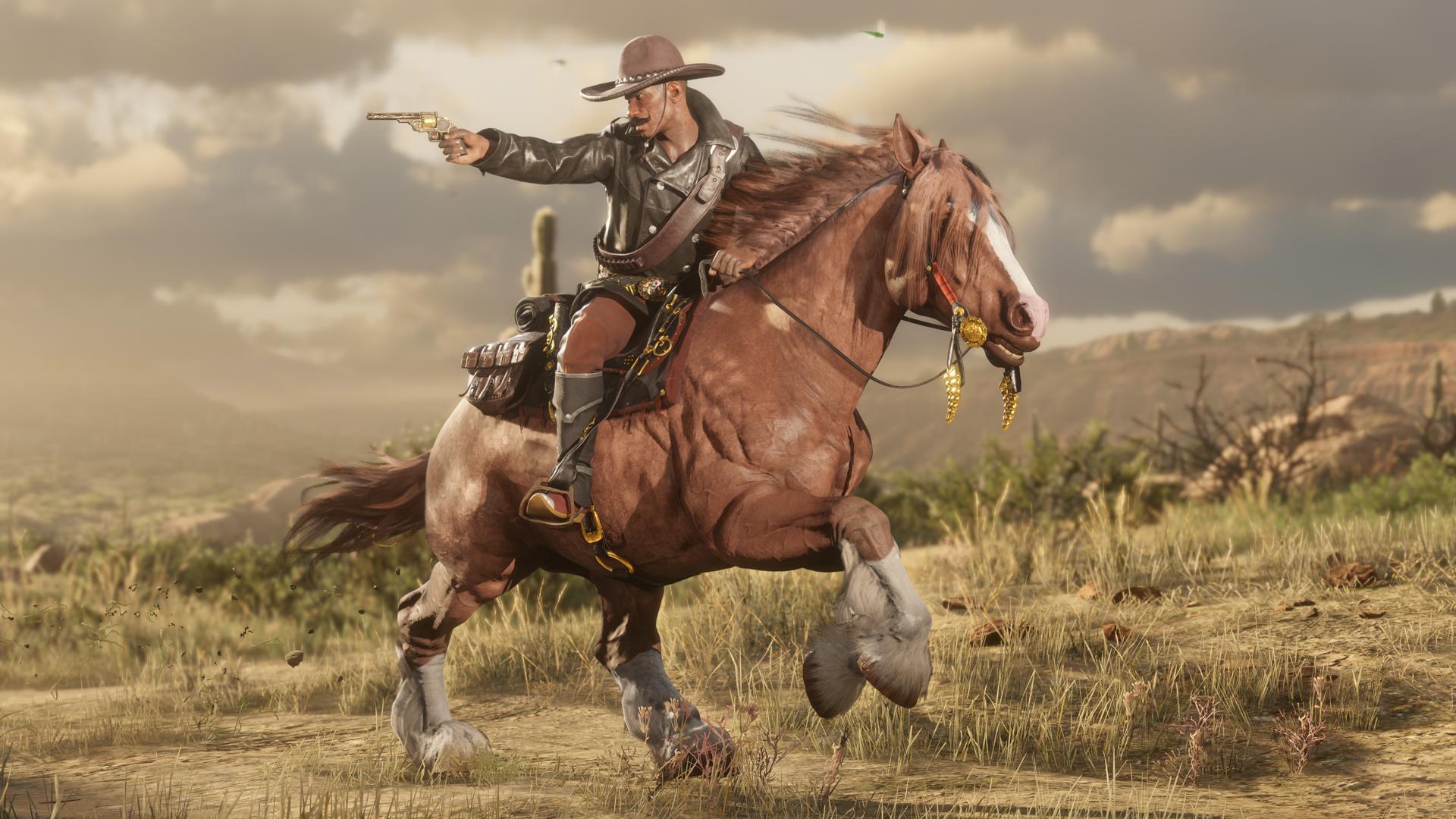 аккаунт Red Dead Redemption 2