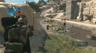 Пушечное мясо v2.0 [Metal Gear Online]