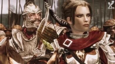 История The Elder Scrolls: Королева Барензия. Глава 7