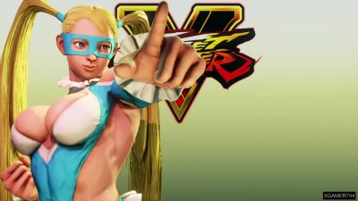 Street Fighter 5 - Mika Arcade Mode