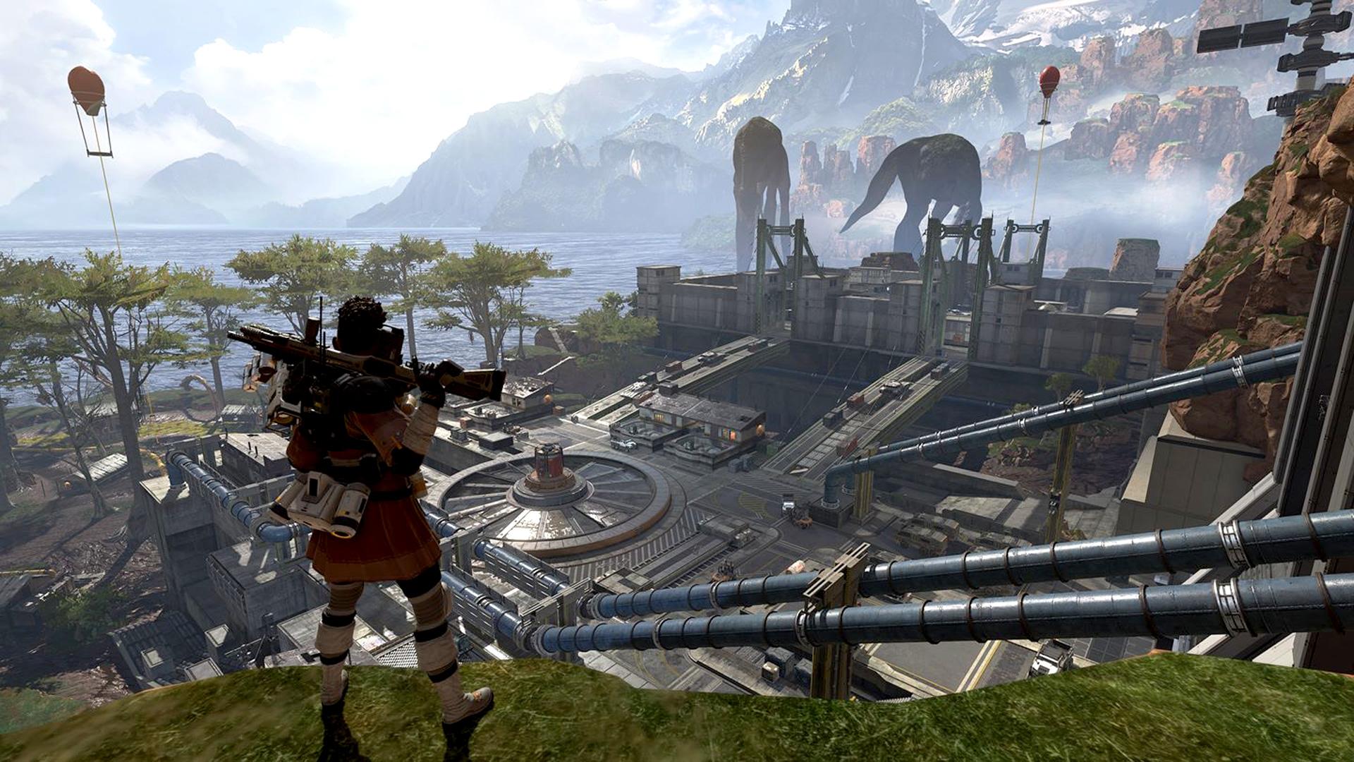 Слух: в Apex Legends появится новая карта
