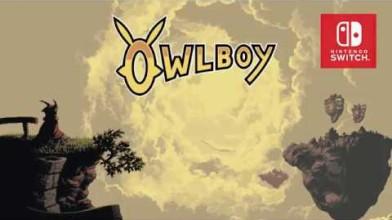Релизный трейлер консольной версии Owlboy