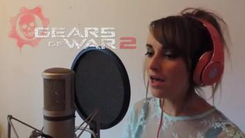 Музыкальная тема из Gears of War 2 - Живое исполнение