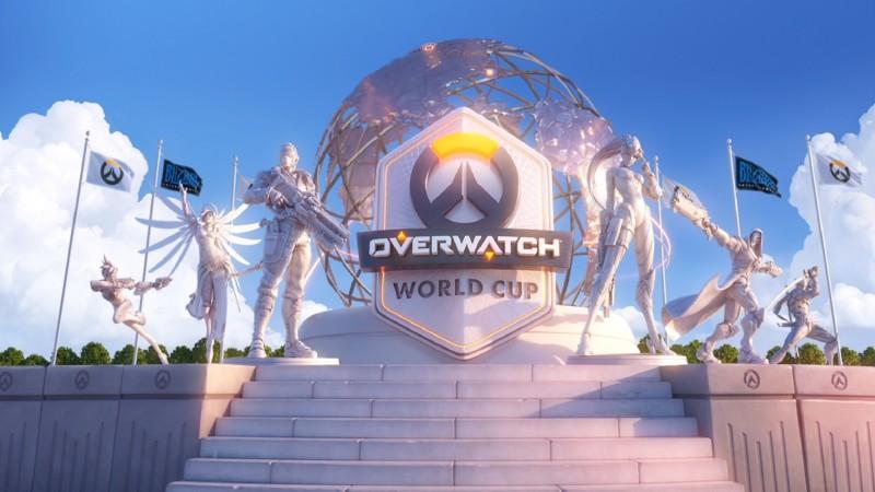Прошла жеребьевка групповой стадии Overwatch World Cup