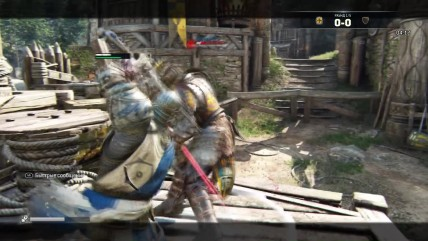 For Honor #7: High Level Skill for Warden.